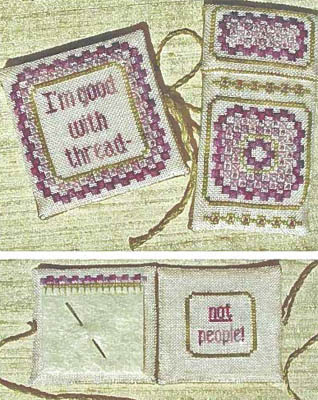 Acorn House Designs Closeout Good With Thread II