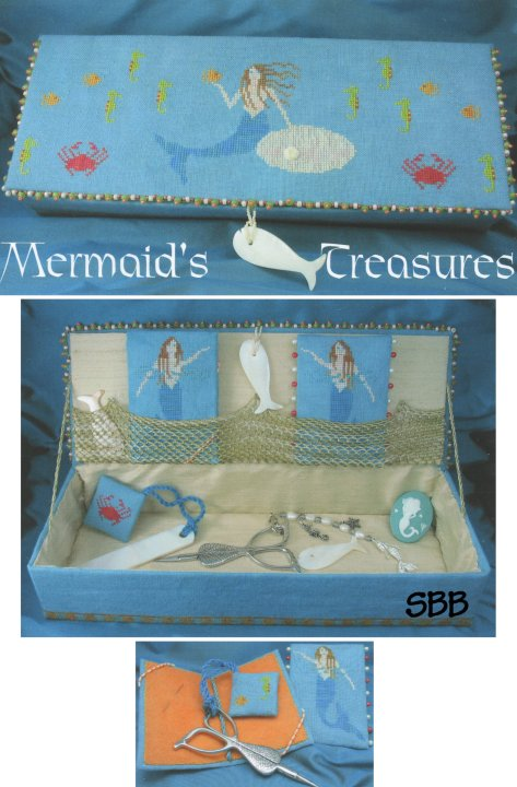 Acorn House Designs Mermaid's Treasures