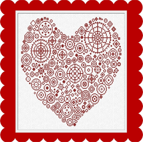 Alessandra Adelaide Needleworks AAN186 Love Machine