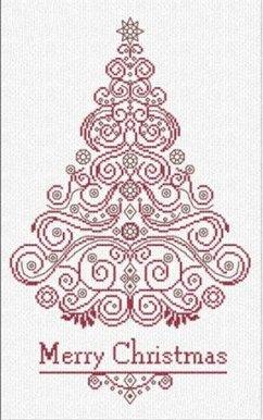 Alessandra Adelaide Needleworks AAN204 CT130 Christmas Tree