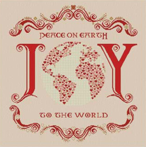 Alessandra Adelaide Needleworks AAN232 Peace On Earth