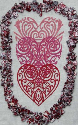 Alessandra Adelaide Needleworks AAN243 Dawn Of Love