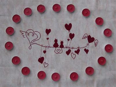 Alessandra Adelaide Needleworks AAN246 Waiting For Love