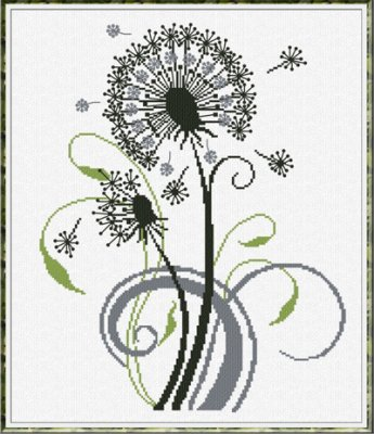 Alessandra Adelaide Needleworks AAN252 Soffia Blowing