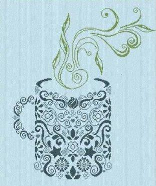 Alessandra Adelaide Needleworks AAN254 Tisana Tea