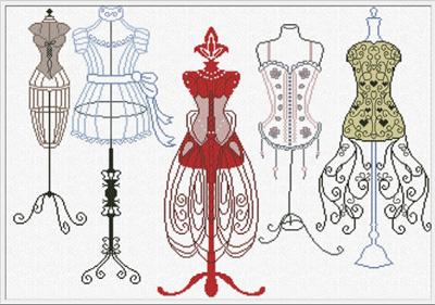 Alessandra Adelaide Needleworks AAN255 Eleganza Elegance