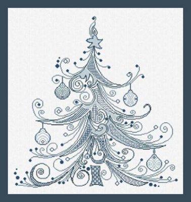 Alessandra Adelaide Needleworks AAN269 CT99 Christmas