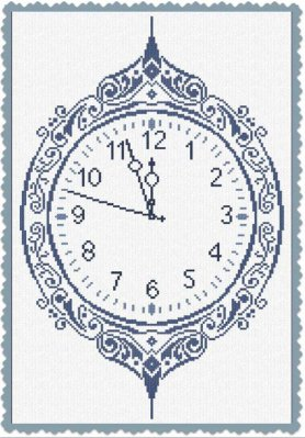 Alessandra Adelaide Needleworks AAN351 New Time