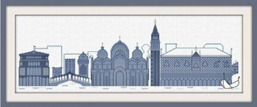 Alessandra Adelaide Needleworks AAN408 Venezia