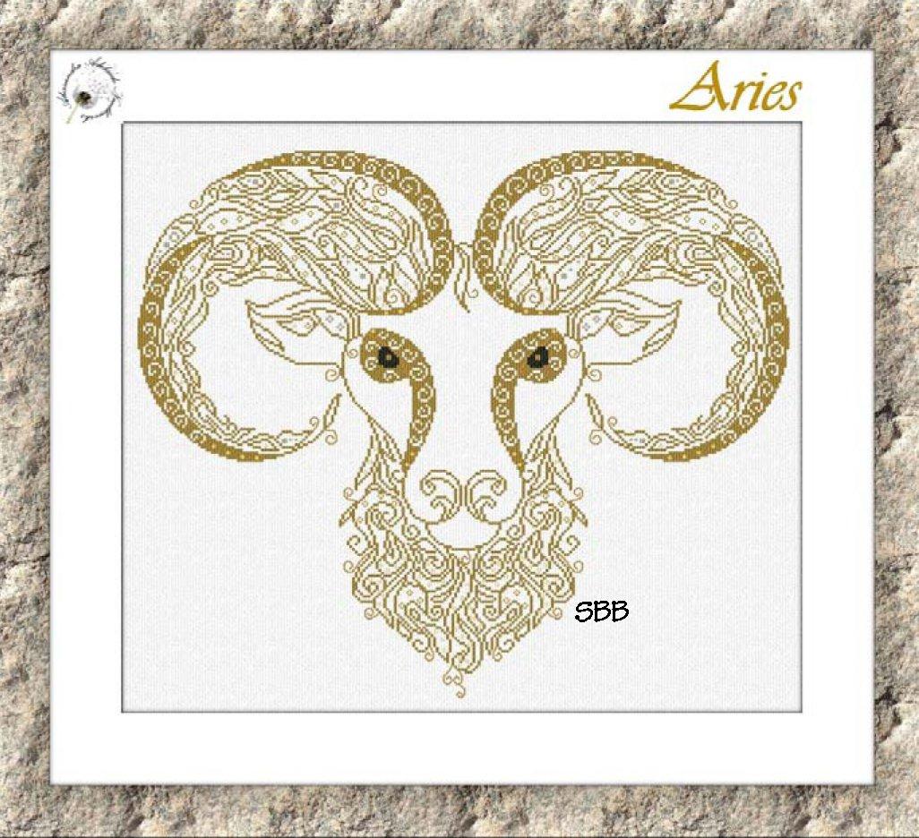Alessandra Adelaide Needleworks AAN415 Aries