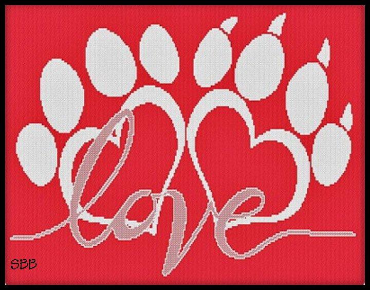 Alessandra Adelaide Needleworks AAN571 Pure Love