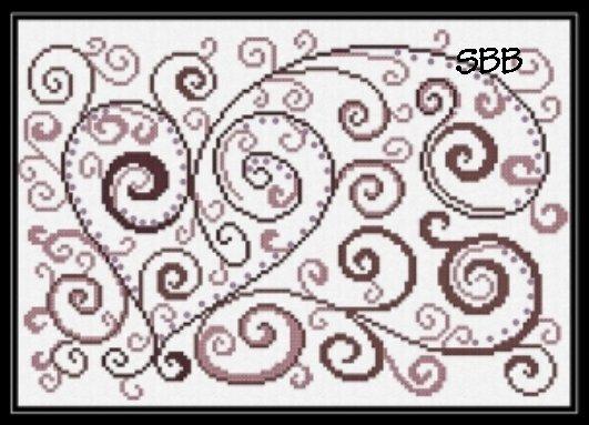 Alessandra Adelaide Needleworks AAN601 Curls #2