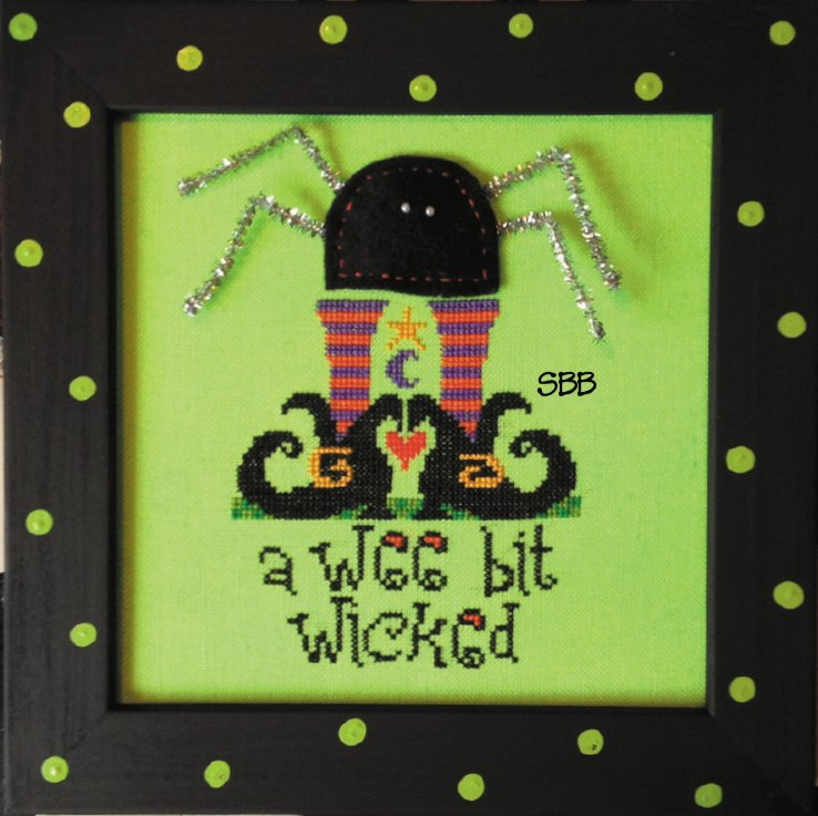 Amy Breucken Designs Limited Edition A Wee Bit Wicked Kit