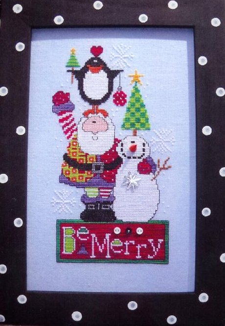 Amy Bruecken Designs Be Merry