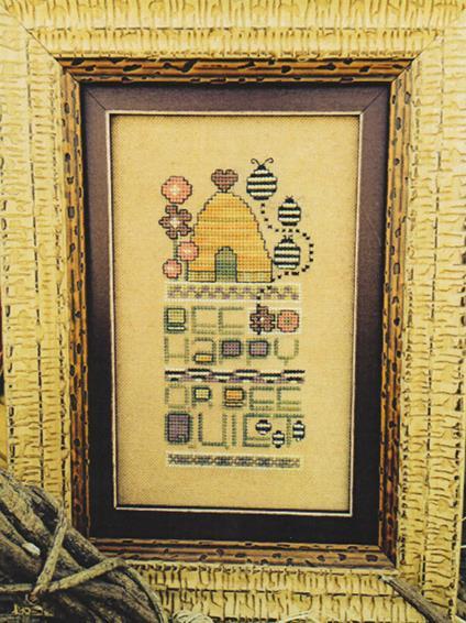 Amy Bruecken Designs Bee Happy Or Bee Quiet