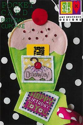 Amy Bruecken Designs Birthday Cup Cakes
