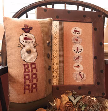 Amy Bruecken Designs Brrrrrr