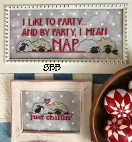 Amy Bruecken Designs I Like To Party