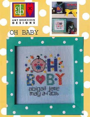 Amy Bruecken Designs Oh Baby