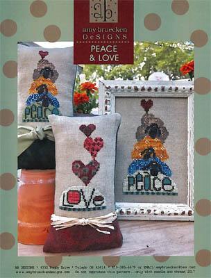 Amy Bruecken Designs Peace & Love