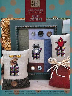 Amy Bruecken Designs Quilt Critters