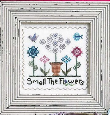 Annalee Waite Designs Smell The Flowers