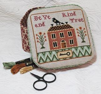 Annie Beez Folk Art Be Ye Kind and True