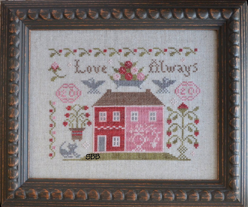 Annie Beez Folk Art Love Always