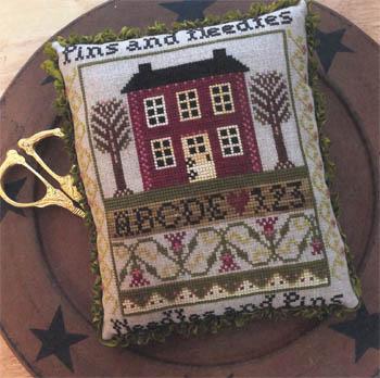 Annie Beez Folk Art Pins & Needles