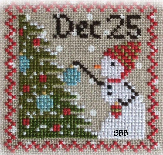 Annie Beez Folk Art Snowy #8 of 9