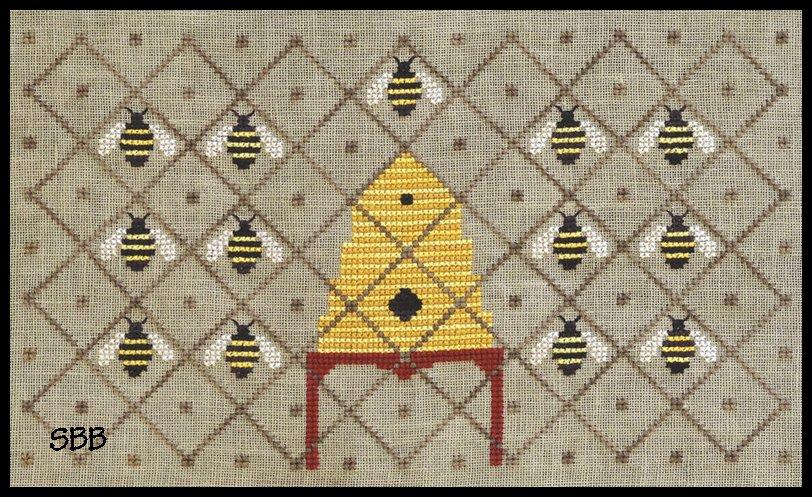 Artful Offerings Happy Honey Bee Reverie