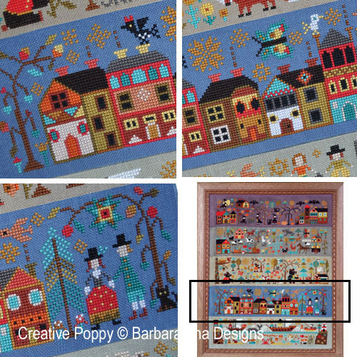 Barbara Ana Designs New World Part #4 ~ A Visit To Town