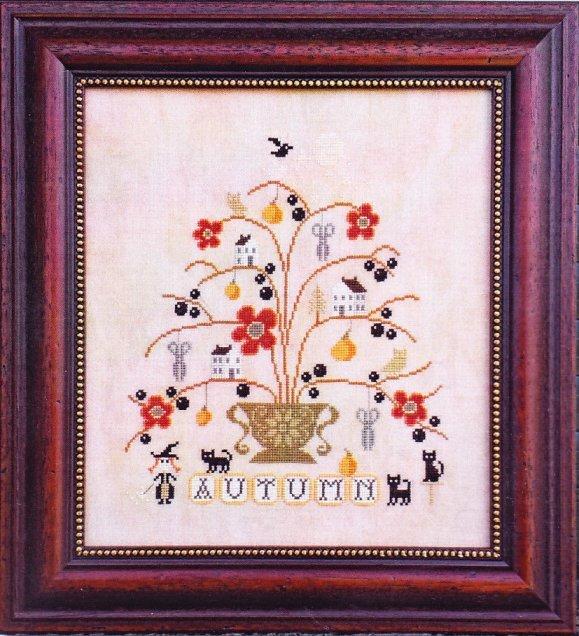 Barbara Ana Designs Autumn