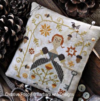 Barbara Ana Designs Autumn Keeper