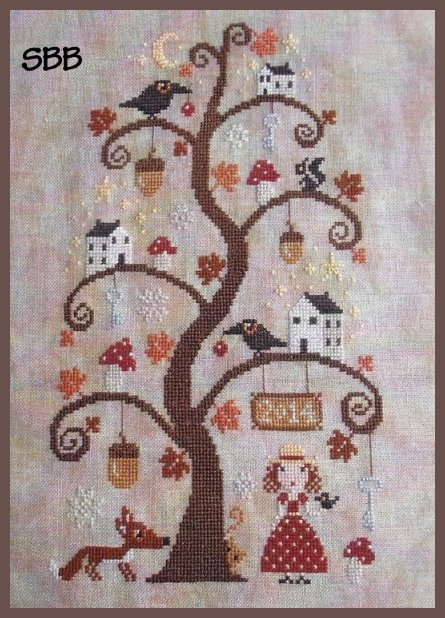 Barbara Ana Designs Autumn Tree