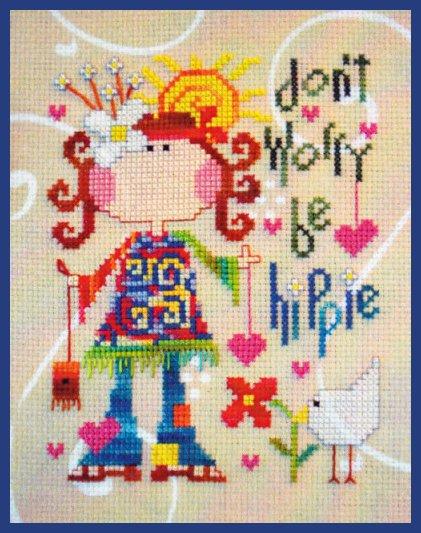 Barbara Ana Designs Be Hippie