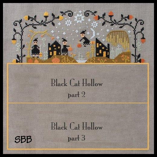 Barbara Ana Designs Black Cat Hollow Part #1
