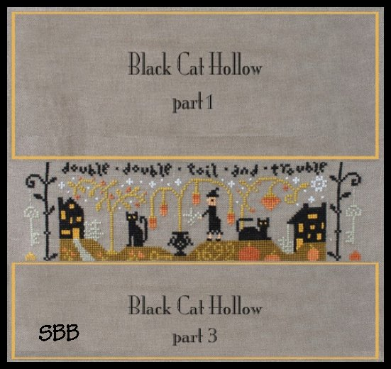 Barbara Ana Designs Black Cat Hollow Part #2