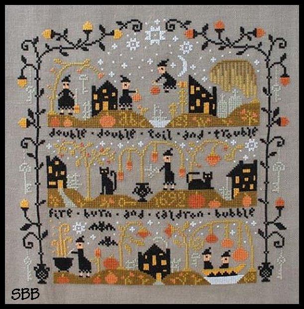 Barbara Ana Designs Black Cat Hollow Part #3