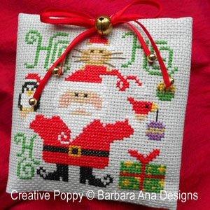 Barbara Ana Designs Ho Ho Ho!