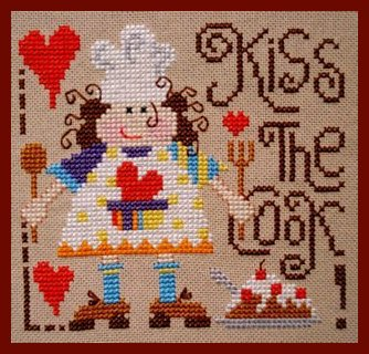 Barbara Ana Designs Kiss The Cook
