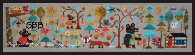 Barbara Ana Designs New World Part #3 ~ Deep In The Woods