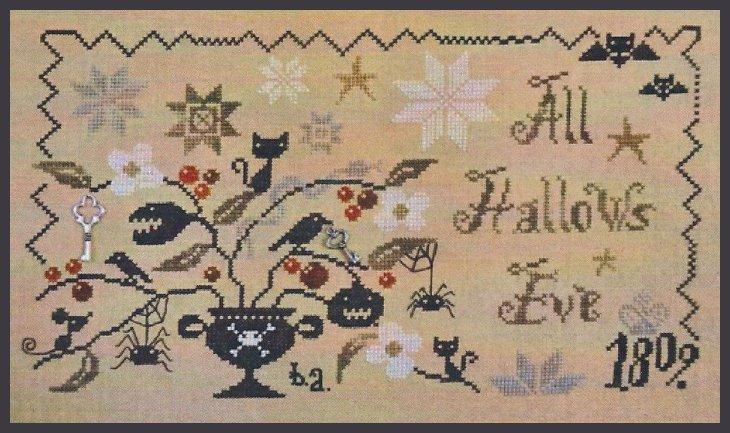 Barbara Ana Designs Wicked Plant (All Hallows Eve)