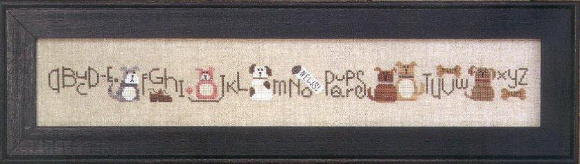 Bent Creek Puppy Dog Row