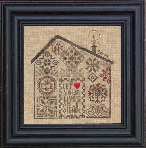 Bent Creek Quaker Home ~ Let Your Lives Speak