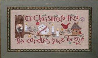Bent Creek The Christmas Branch ~ O Christmas Cardinal
