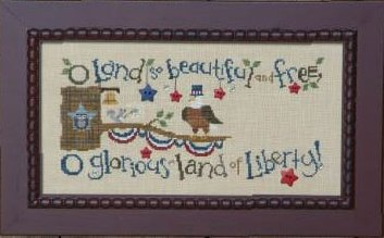 Bent Creek The Patriotic Branch ~ Eagle Of Freedom