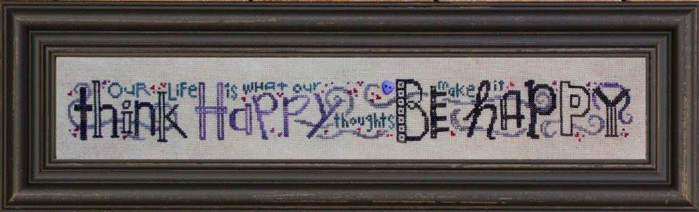 Bent Creek Think Happy Be Happy Row