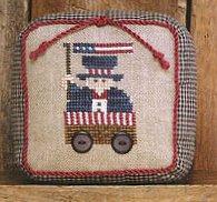 Bent Creek Zippies ~ Uncle Sam Flatbed