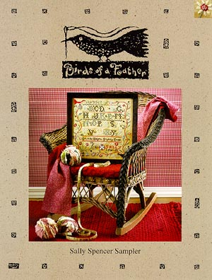 Birds of a Feather Sally Spencer Sampler